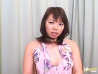 Japoneza o freaca si o suge pana cand iese sperma