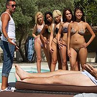 Sex in grup cu pizde salbatice dupa sex si futaci perversi