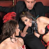 Sex in trei cu Keiran Lee